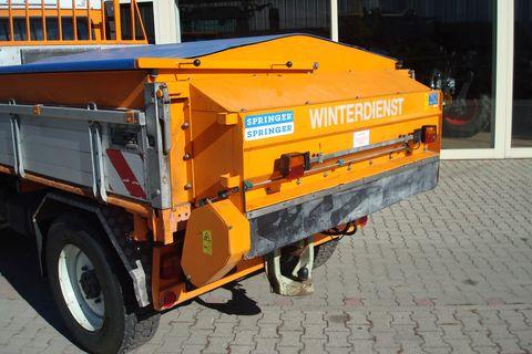 Springer WSM 1700 Streuautomat
