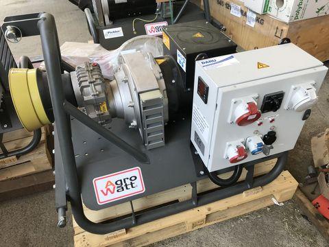 Daru UT 23L IsoIP44 ESF - Zapfwellen Stromgenerator
