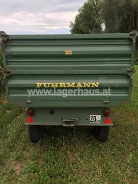 FUHRMANN 2 ACHS-ZWEISEITENKIPPER 5 TO