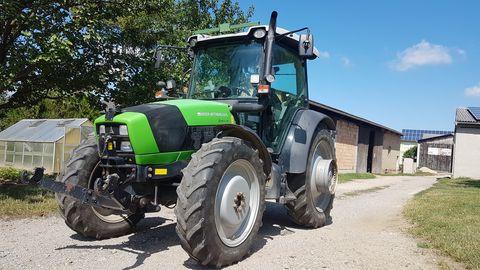 Deutz Fahr Agrofarm 420 Profiline