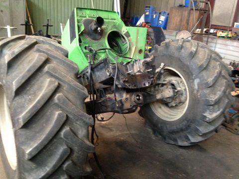 Deutz Agrostar 6,61A Ersatzteile