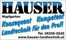 Hauser Ges.m.b.H & Co.KG