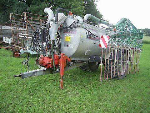 Vakutec Turbofass 8300Lmit Schlepschlauch 12m