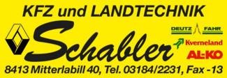 Schabler Landtechnik GmbH & CoKG
