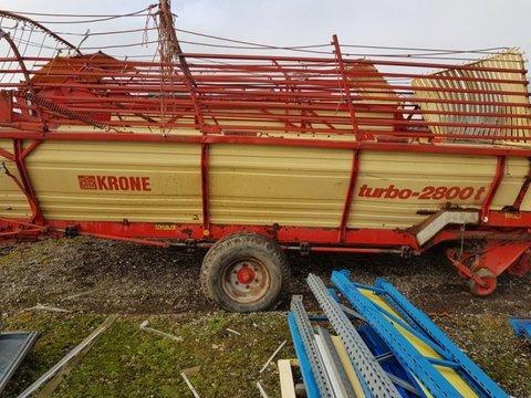 Krone Turbo 2800 TL