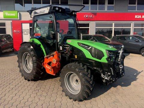 Deutz-Fahr TTV 5105 DF  Hopfentraktor