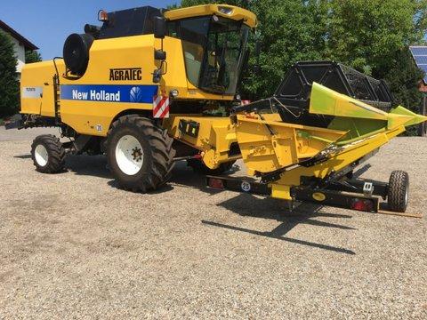 New Holland TC 5070 Verkauf im Kundenauftrag