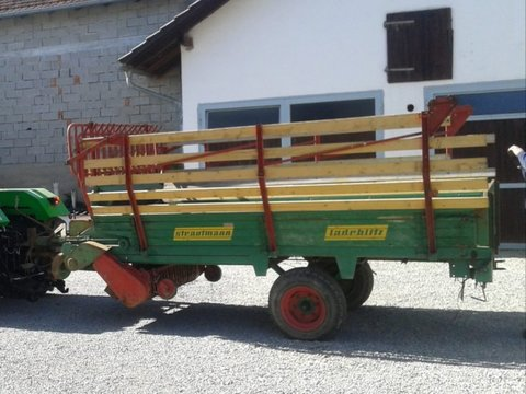 Strautmann Transportwagen