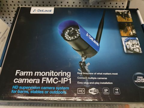 De Laval Stallkamera FMC-IP1