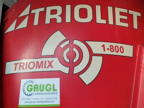 Trioliet TRIOMIX 1-800