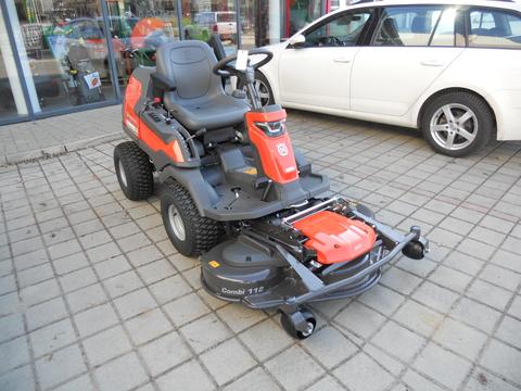 Husqvarna Rider R 420 TsX