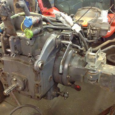 New Holland L Serie Getriebe