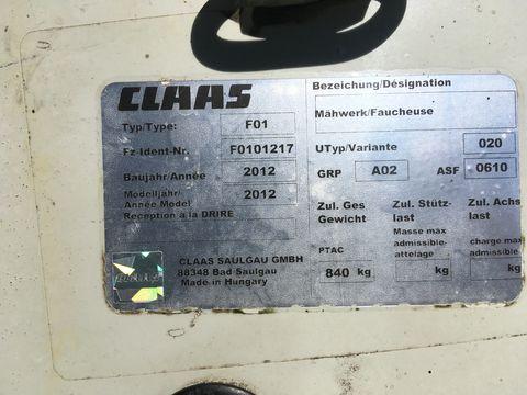 Claas CORTO 3200 FN