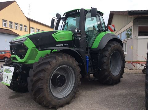 Deutz Fahr 9340 TTV Warrior
