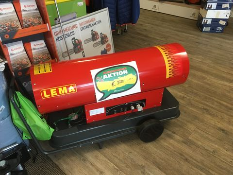 Lema LEMA HEIZKANONE FLAME 30