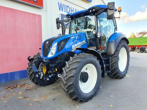 New Holland T5.120 Autocommand