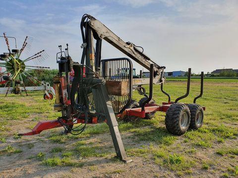 Berühmt Gebrauchte Kesla Rückewagen - Landwirt.com @JX_66