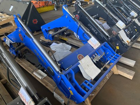 Stoll New Holland FZ oder Solid