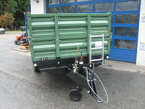 Fuhrmann Einachs- 3Seiten-Kipper 6,5to