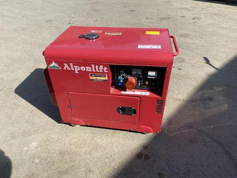 Sonstige Alpenlift 7 kVA Diesel