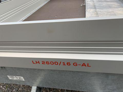 Pongratz LH 2600/16-AL
