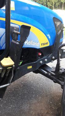 Hydrac Oberrahmen zu New Holland T5000