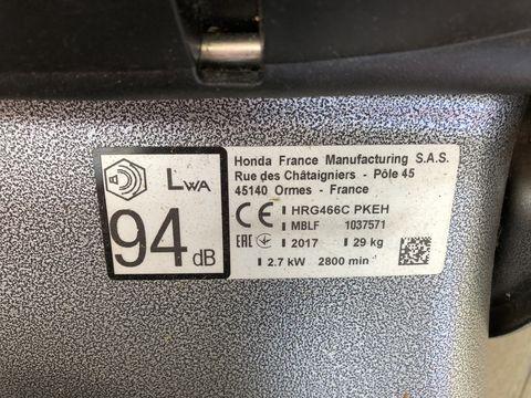 Honda HRG 466 Aktion