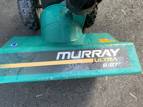 Murray Ultra 827