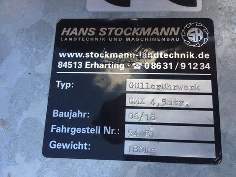 Stockmann GMX 4,5 Meter 3 flügelig