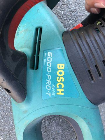 Sonstige Heckenschere Bosch 6000-PRO-T