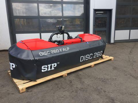 SIP Disc 260F Alp
