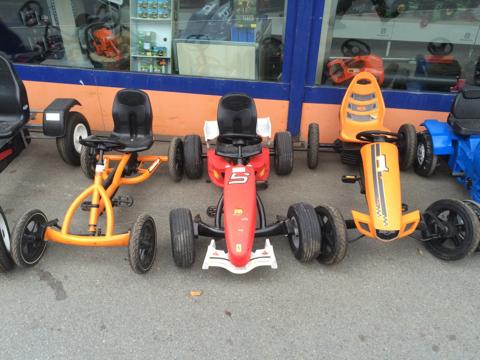 Berg Toys Gokart
