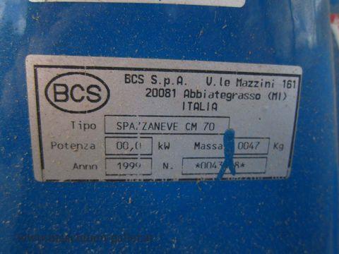 BCS CM 70