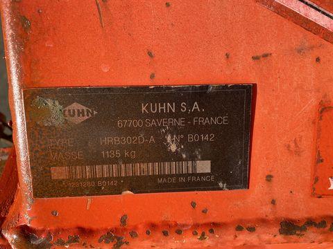Kuhn Kreiselegge HRB302D-A