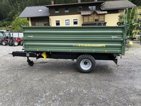 Fuhrmann 8 Tonnen Einachs-Kipper