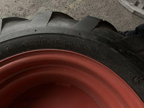 Brielmaier Gummiräder 23x10.50-12