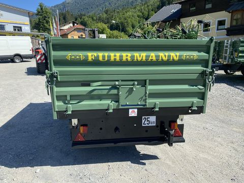 Fuhrmann Einachs-3S-Kipper, 6 Tonnen, 3000x1900 mm