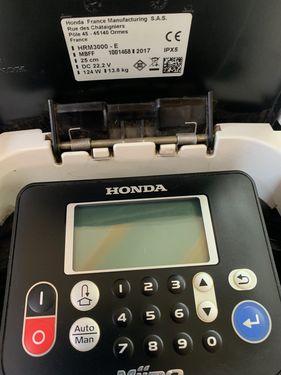 Honda Miimo 3000