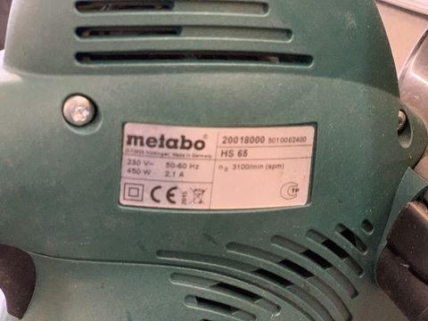 Sonstige Metabo HS 65