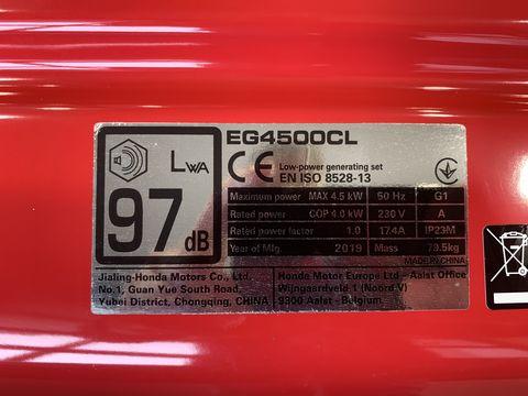 Honda EG 4500CL