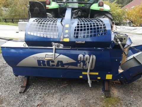 Tajfun RCA 380 mit Hebetisch