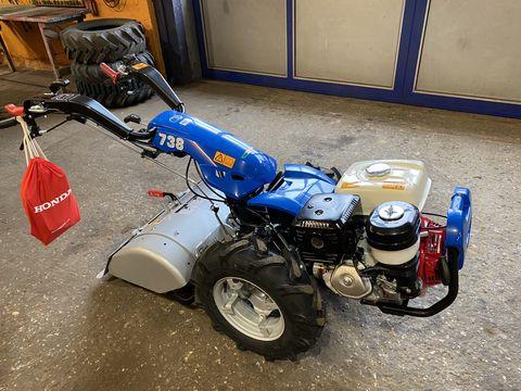 Sonstige Motorgerät mit Fräse BCS 738 Powersave