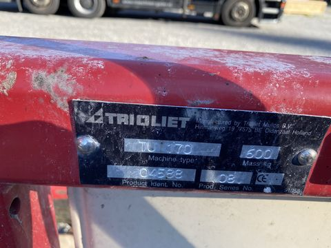 Trioliet TU 170