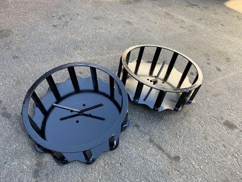 BCS Gitterräder