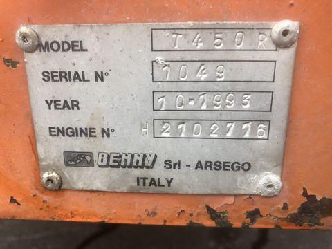 Sonstige Benny T450 R mit Benzinmotor