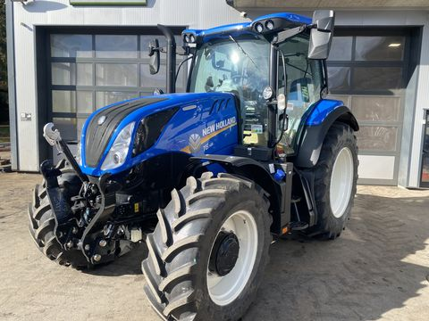 New Holland T6.145 Dynamic Command SideWinder II