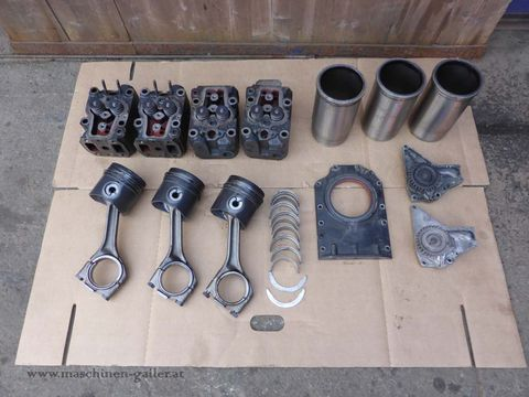 Steyr Motor E-Teile zu Steyr 9086 MWM