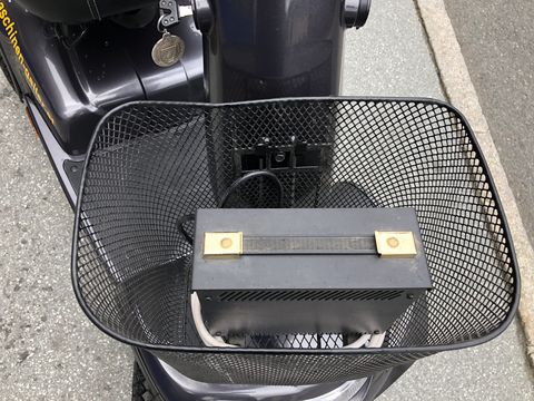 Sonstige Invacare Elektroscooter Comet Alpine