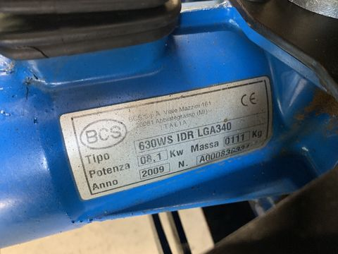 BCS 630 WS Easy Drive