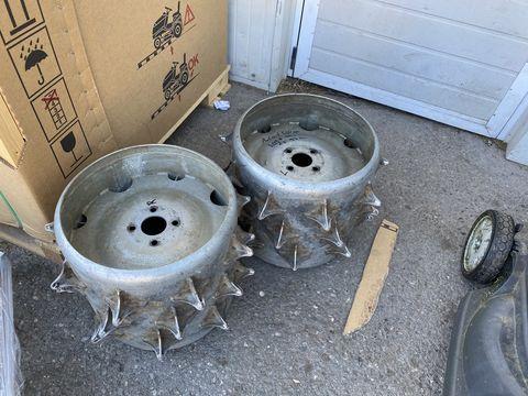 Sonstige Stachelräder 3 reihig 500 mm Durchmesser